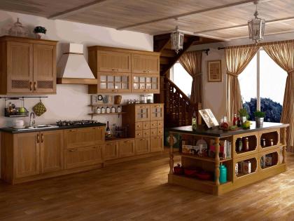 Пошиття штор для кухні