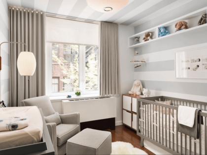 Создание прекрасных штор для детской