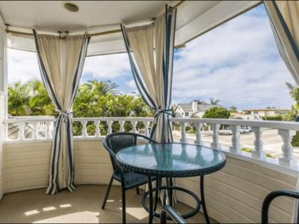 Штори на балкон