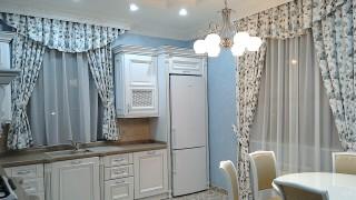 Класичні штори для кухні с.Петрівське