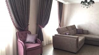 Італійські штори для вітальні с.Белогордка
