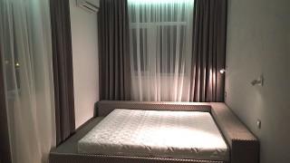 Класичні штори для спальні ЖК Елегант Хол