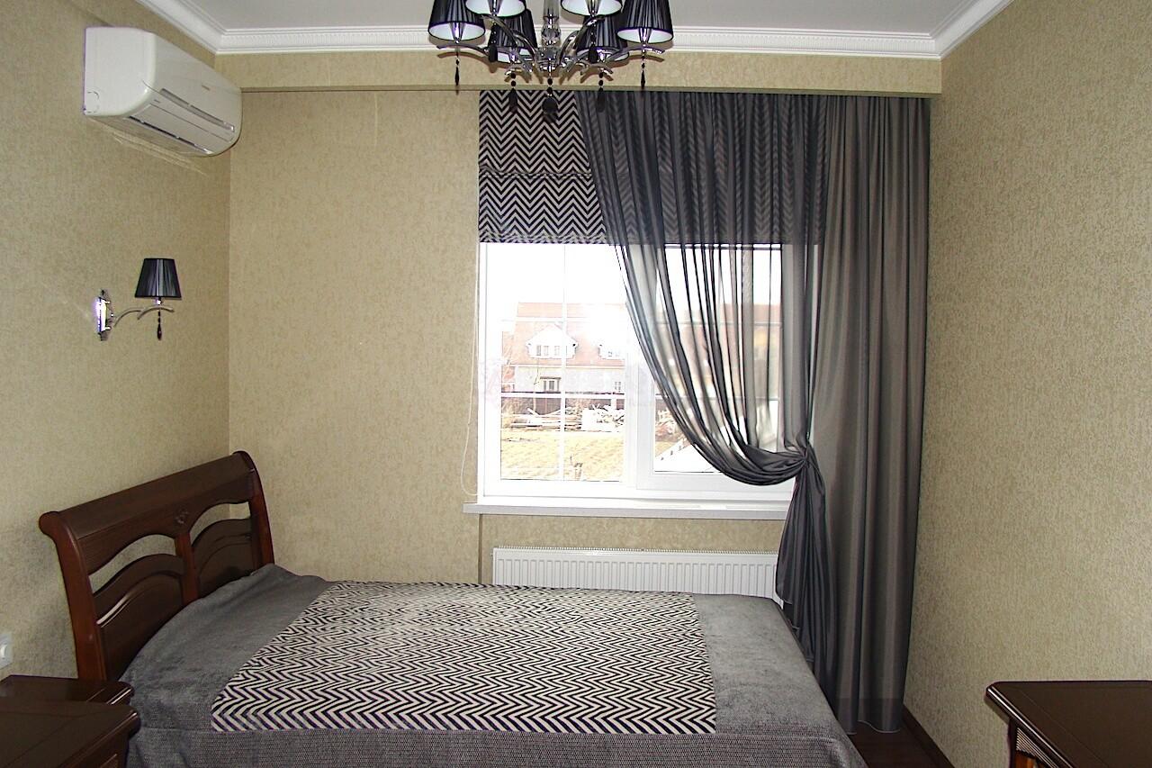 Римские шторы для детской комнаты с.Петровское