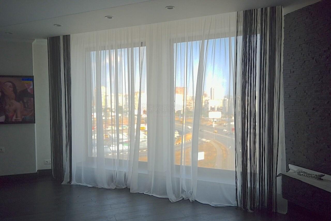Класичні штори для вітальні вул.Грішка