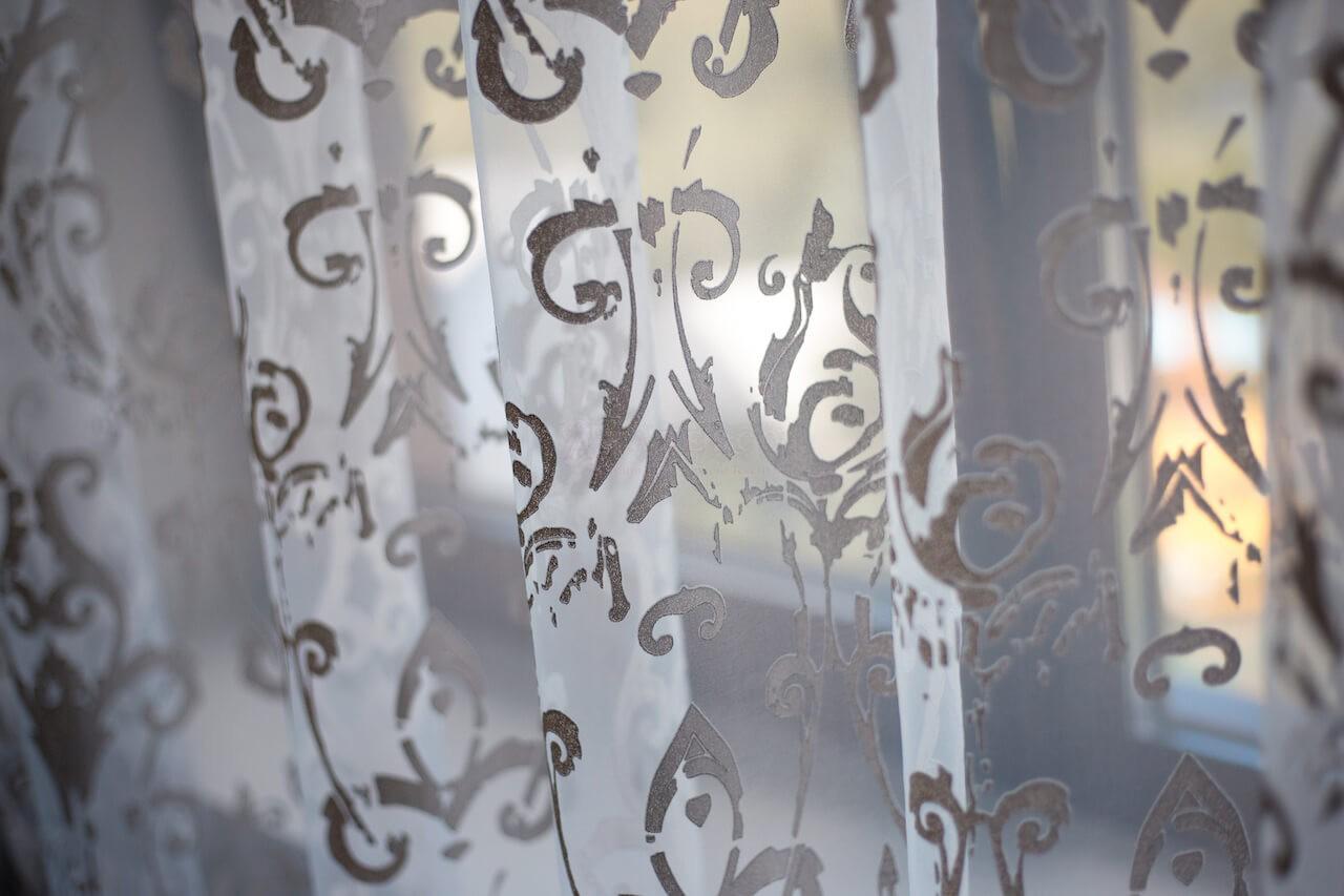 Классические шторы для спальни пригород Киева (Броварской р-н)