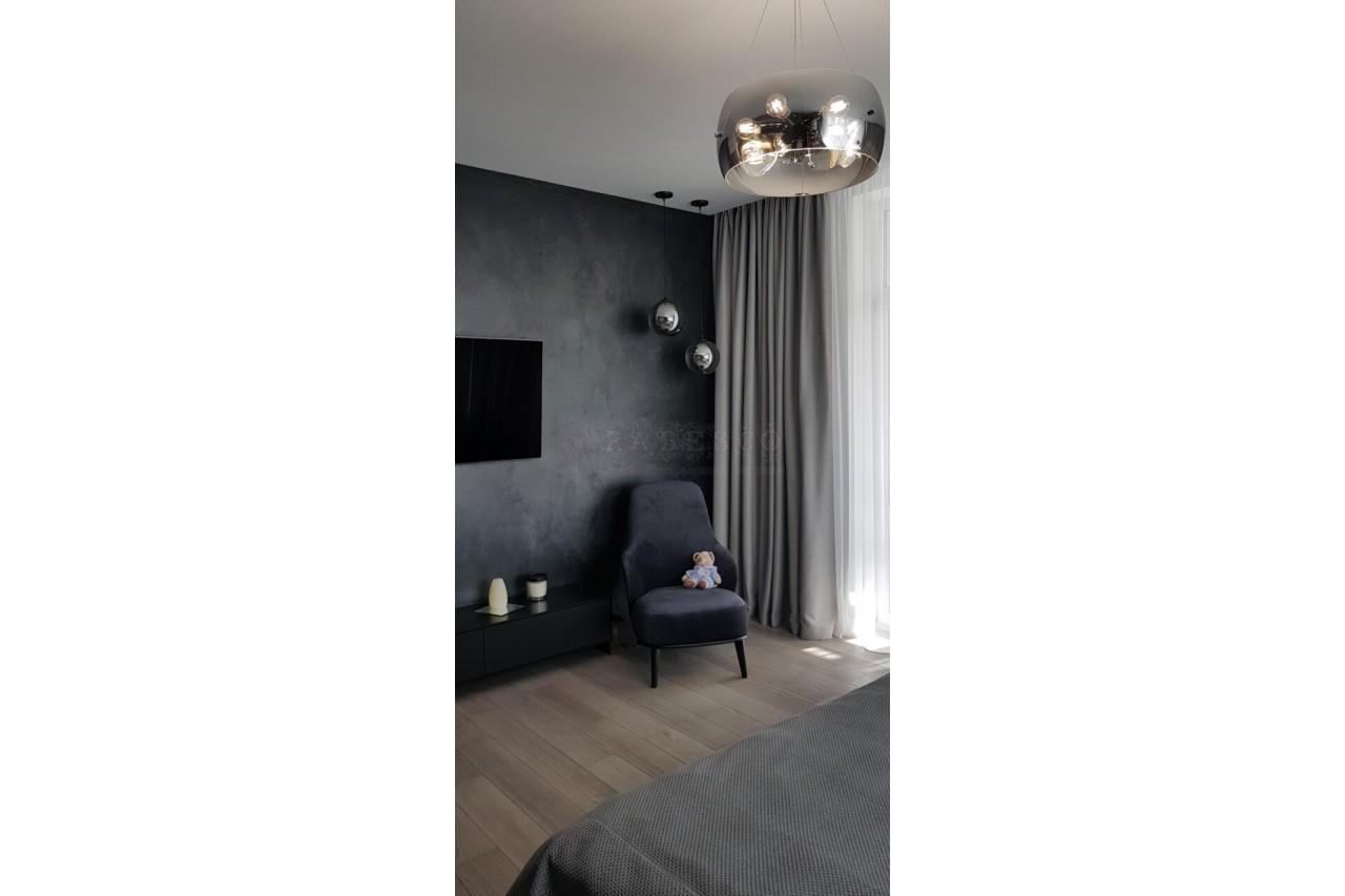 Класичні штори для спальні вул. Драгомирова